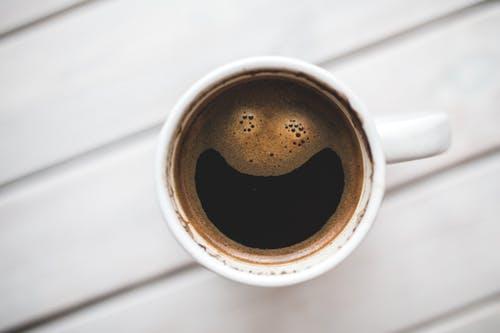 koffie zwart