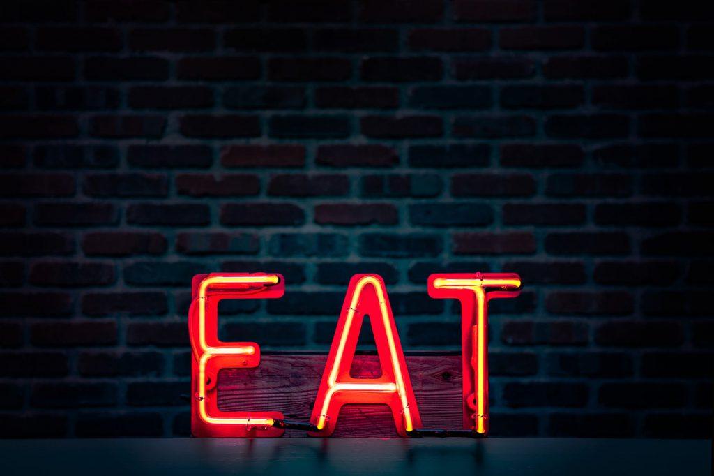lekker eten